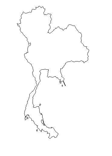 Geography Thailand Coloring Pages Geography