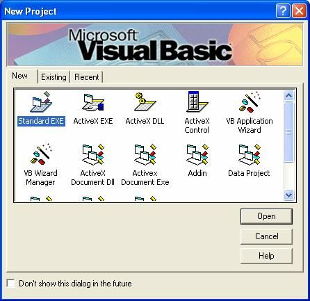 Chapter 1: Visual Basic 6 Tutorial: A Complete Programming
