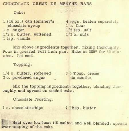 Pin By Sherry Jarboe On Confections With Images Vintage Recipes