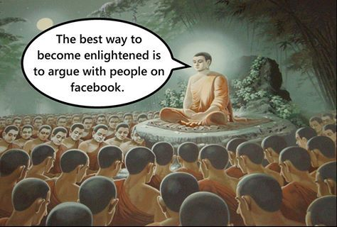 Non Buddha Quotes Funny Memes Funny Pictures Edgy Memes