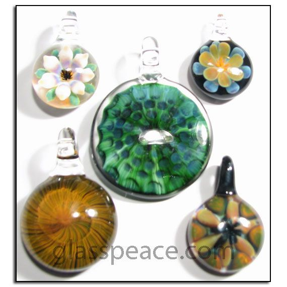 Glass jewelry lampwork pendants wholesale glass focal beads glass glass jewelry lampwork pendants wholesale aloadofball Image collections