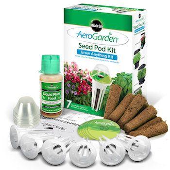 Aerogarden Seed Kits Gardening Supplies Herb Seeds 400 x 300