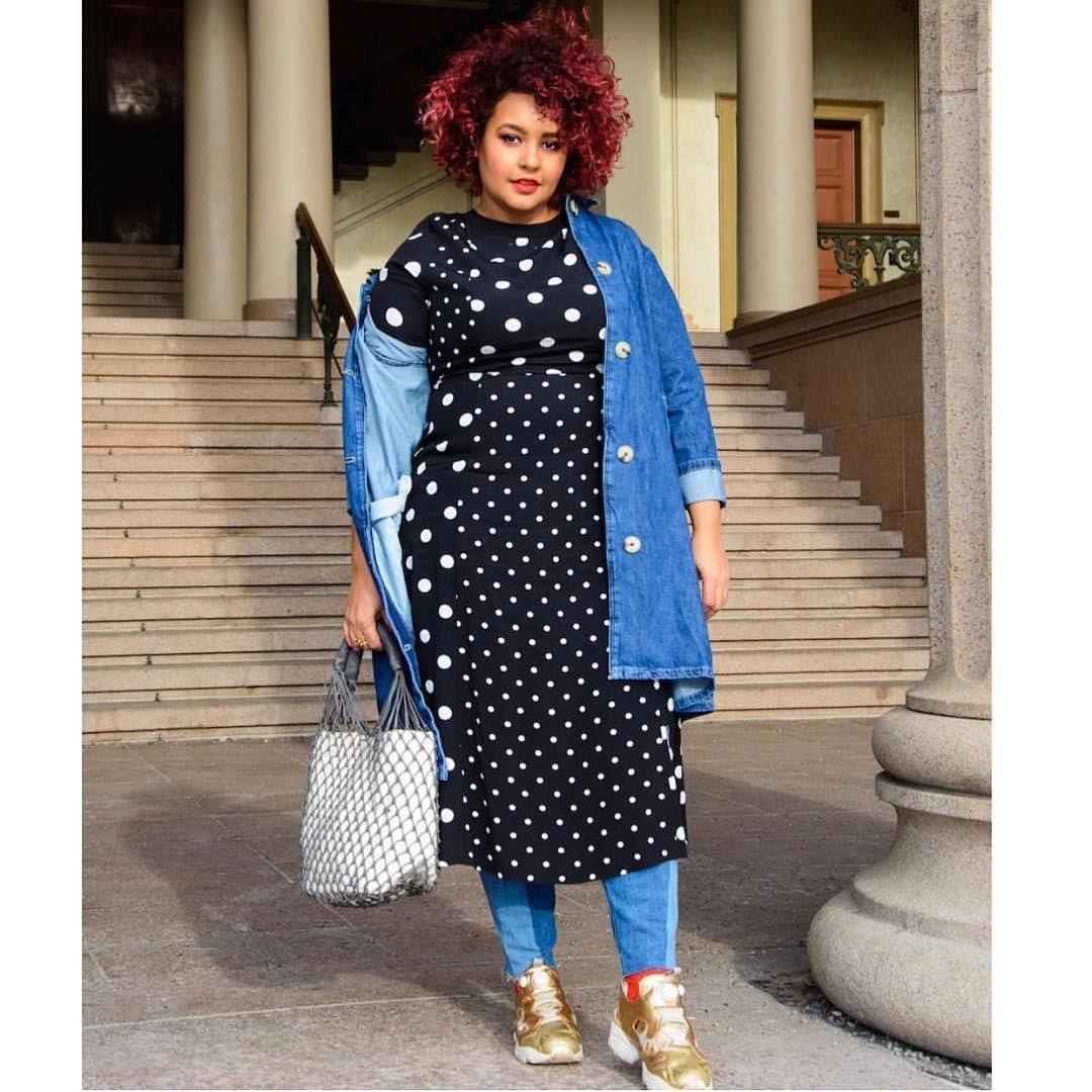 """Photo of @andigetdressed på Instagram: """"Gi oss alle polka dots 📷 @gisellafrancisca #andigetdressed"""""""