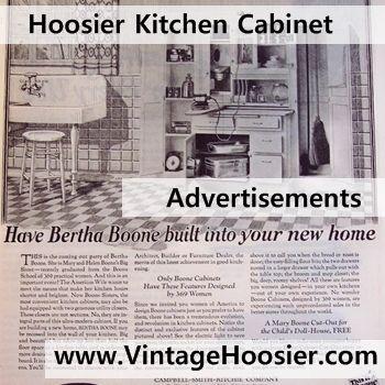 Hoosier-Kitchen-Cabinet-Magazine-Advertisements | Hoosier Cabinet ...