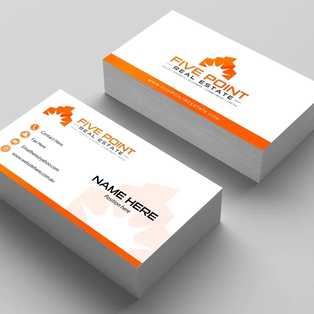 42 Real Estate Business Cards To Help You Close The Deal 99designs Real Estate Business Cards Real Estate Business Business Card Inspiration