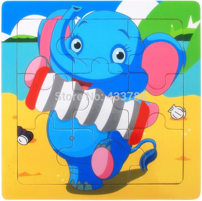 2015 Rushed Puzzles Children Toys Child Educational 9pcs Puzzle Wooden Intelligence Kids Toy Gift Elephant Clever Board/puzzle - http://www.aliexpress.com/item/2015-Rushed-Puzzles-Children-Toys-Child-Educational-9pcs-Puzzle-Wooden-Intelligence-Kids-Toy-Gift-Elephant-Clever-Board-puzzle/32265046024.html