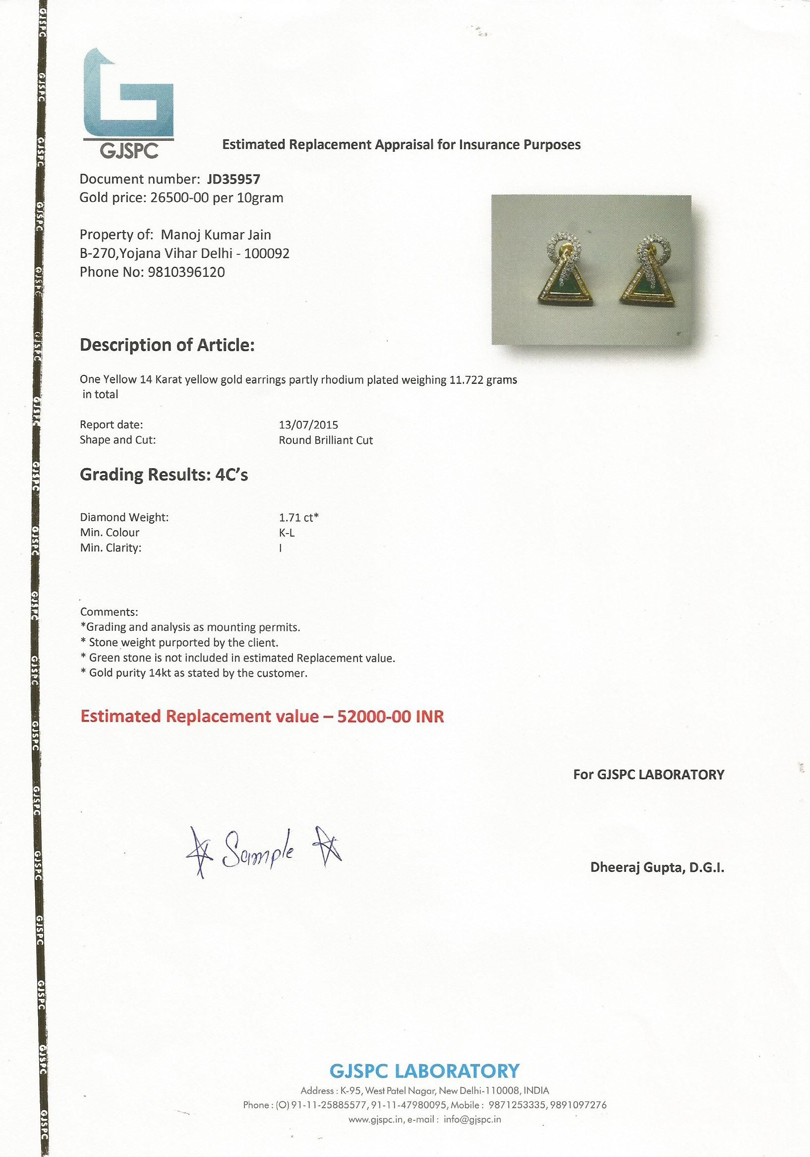 Diamond Certification And Grading Laboratory See More Httpbit