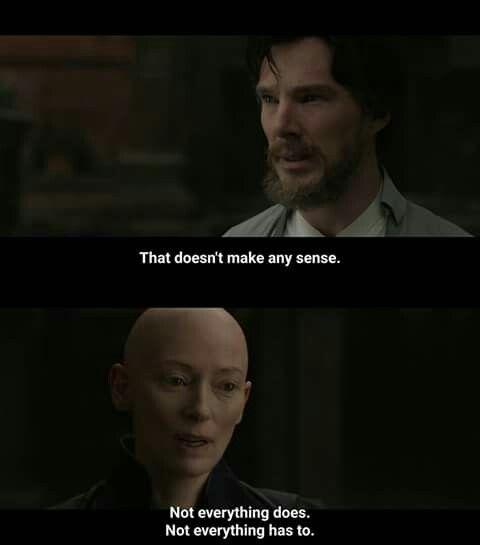 Dr Strange Quotes