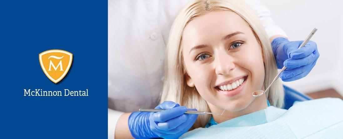 Cosmetic and Invisalign at McKinnon Dental
