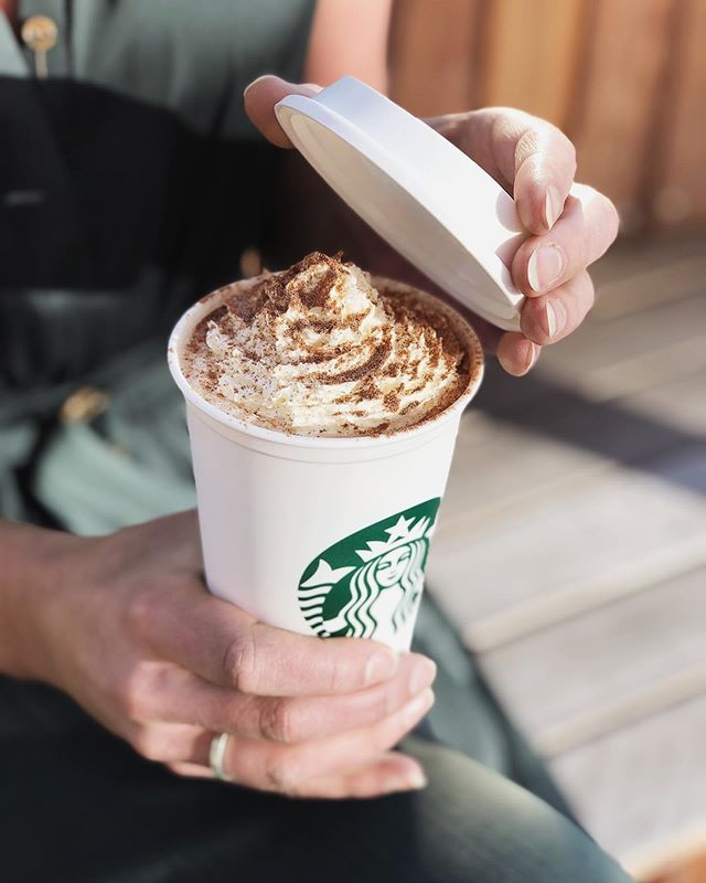 See The Best Hot Coffee Starbucks Drinks With Full Photos