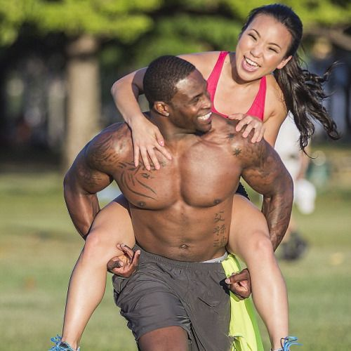 Asian women for black men — 7