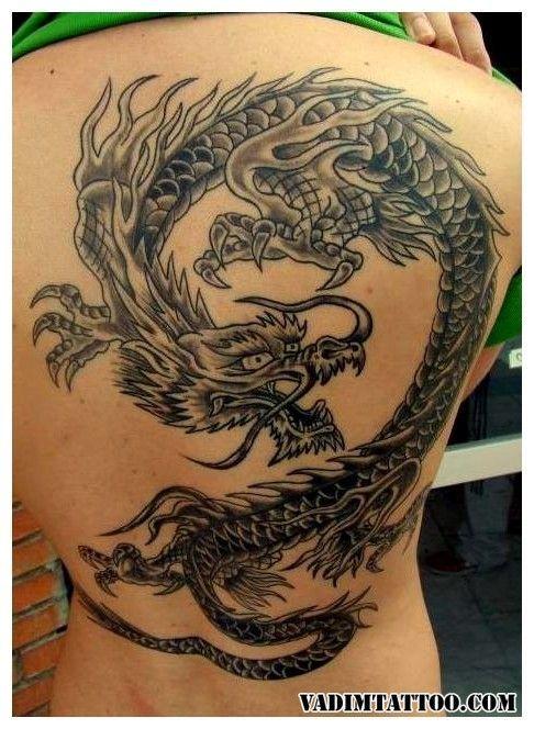 45 chinesische Drachen Tattoo Designs und Bedeutungen  45 chinesische Drachen Tattoo Designs und Bedeutungen