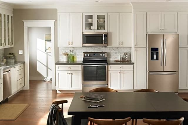 Kitchen Design Trends 2016: What's the New Stainless Steel?   Apartment Therapy