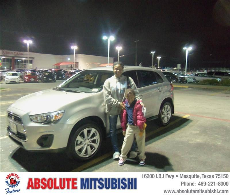 HappyAnniversary to Tequila Nix on your 2013 #Mitsubishi #Outlander