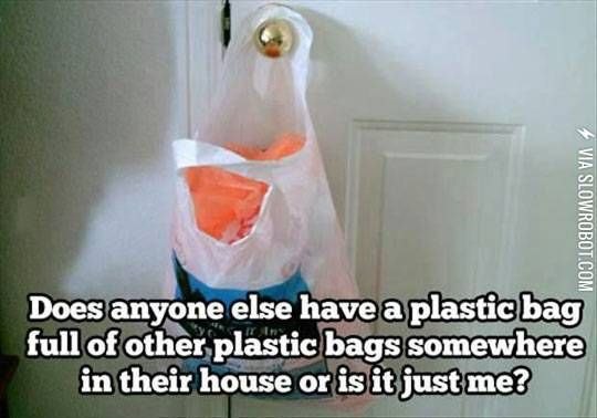 Every house has one.