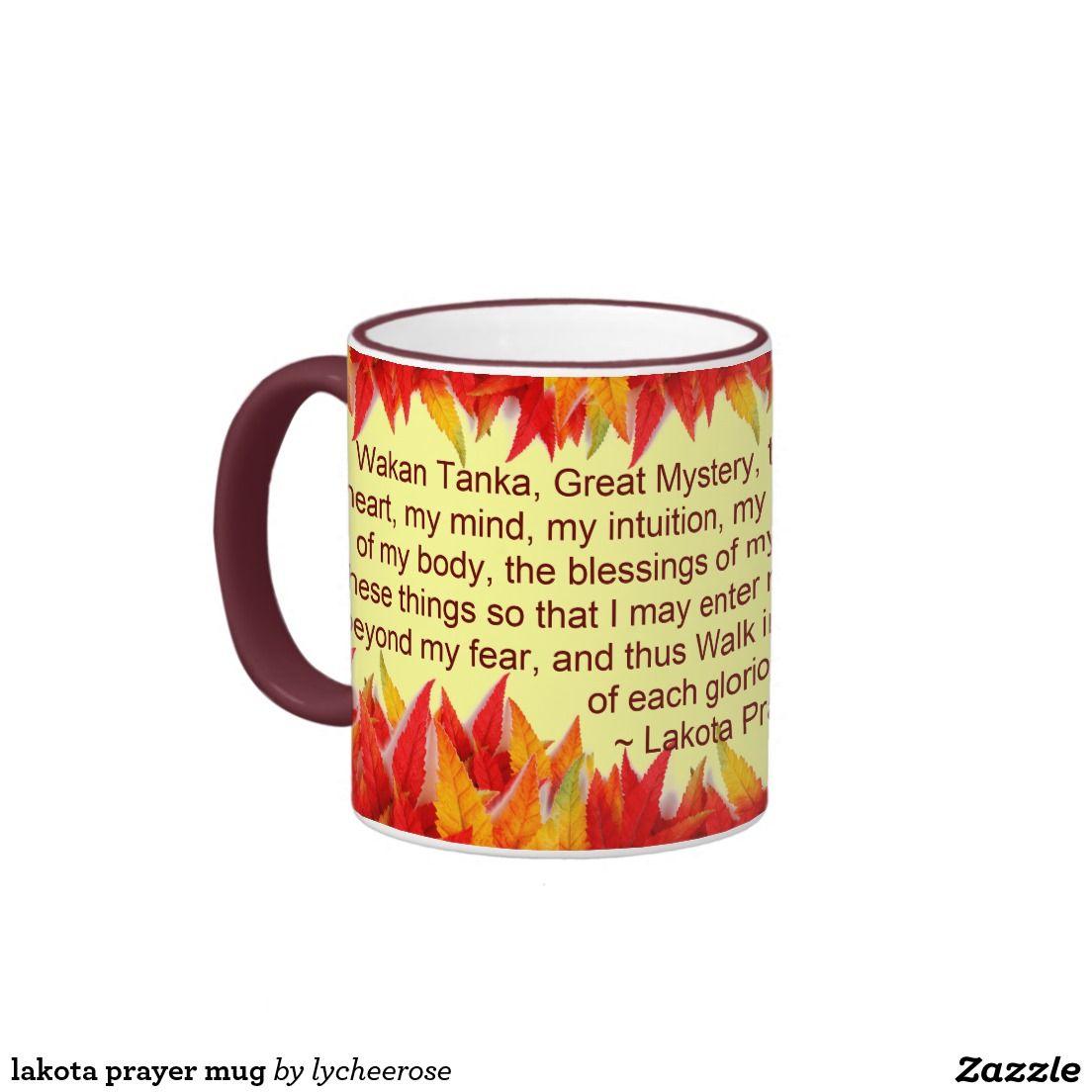 Prayer Mugs - No Minimum Quantity   Zazzle