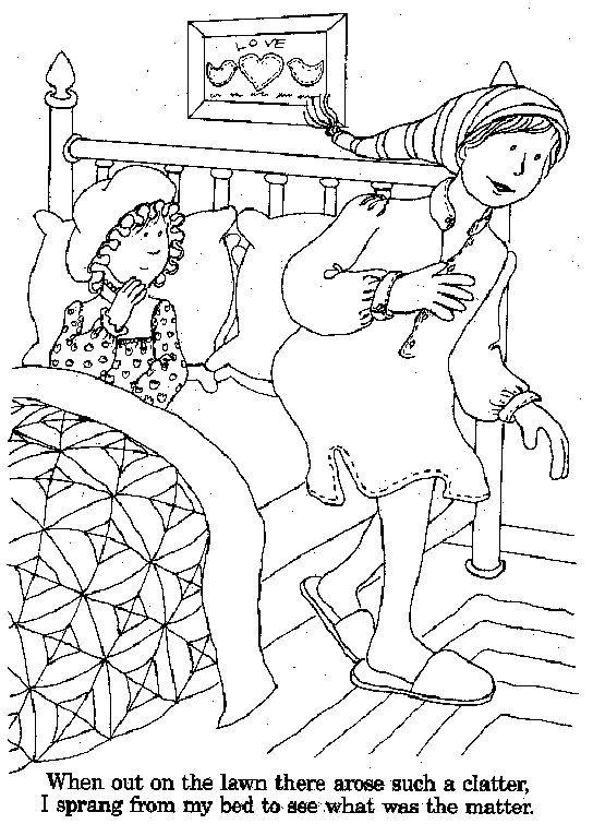 Lazsrealm Twas Christmas Coloring Book | Christmas ...