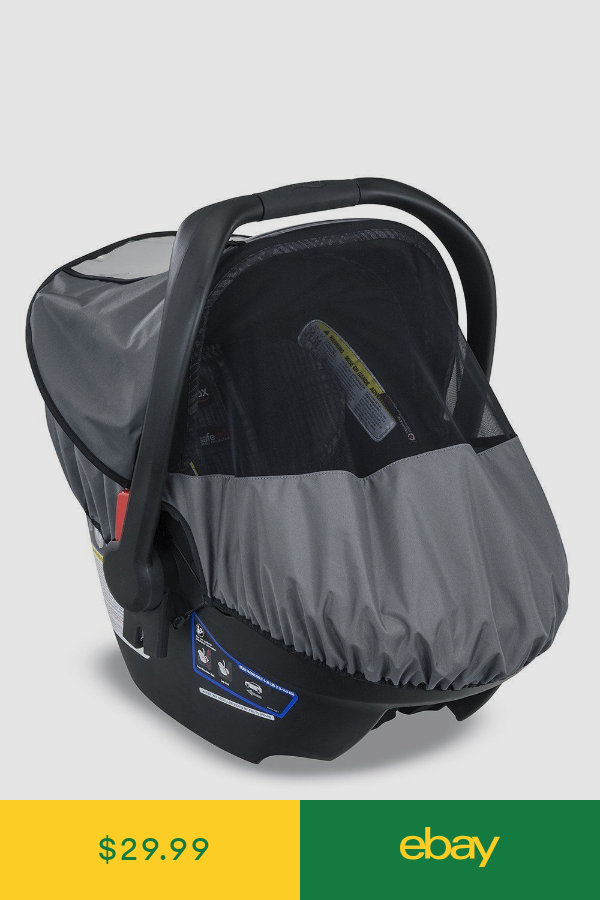Britax BCovered AllWeather Car Seat Cover Brand New