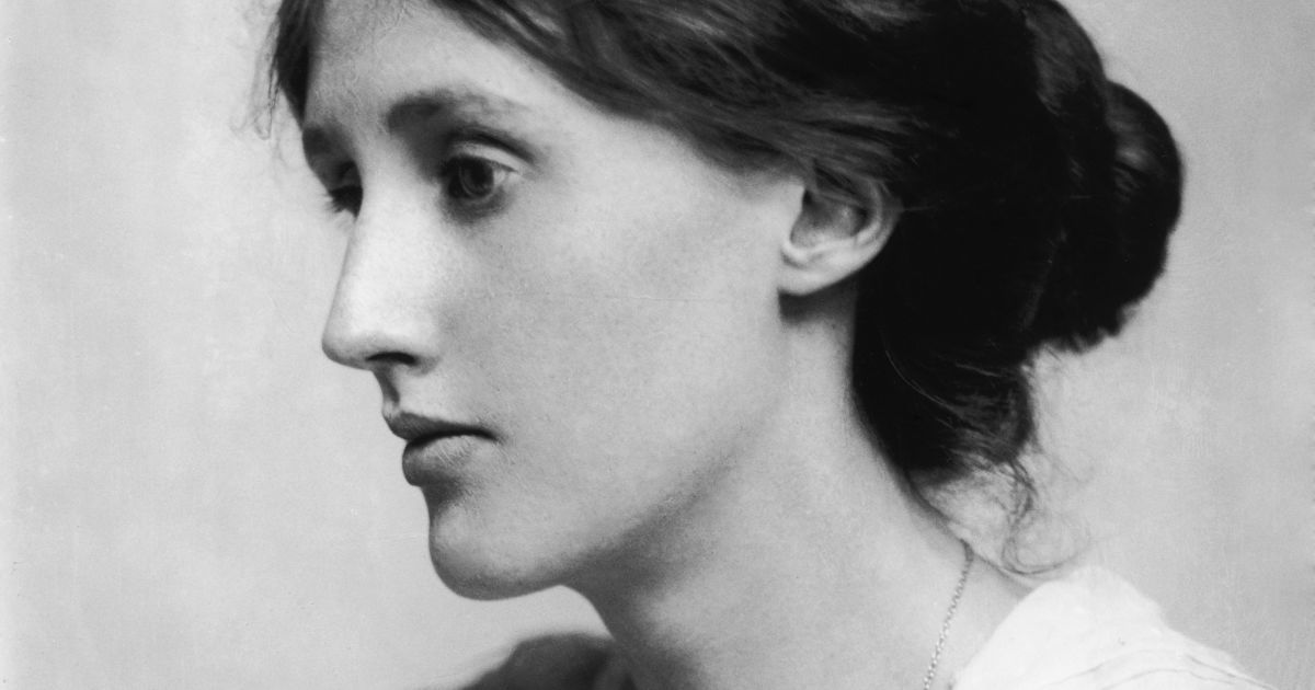 writing of v woolf