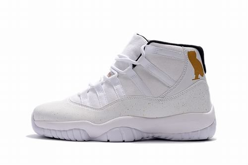 info for 259e1 211f9 Air Jordan 11 Retro OVO White - KicksOkok
