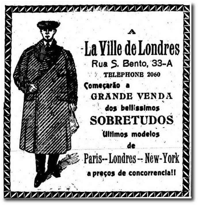 Anúncio publicado em 25/4/1914  http://acervo.estadao.com.br/pagina/#!/19140425-12909-nac-0011-999-11-not