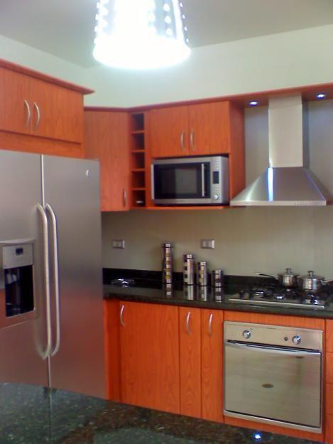 Resultado de imagen para imagenes de cocinas peque as pero for Cocinas pequenas y bonitas