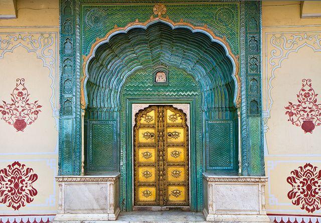Door of Ganesh | by Enn.Li
