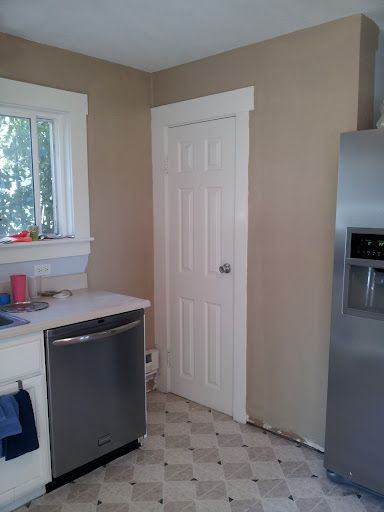 paint color: valspar milk chocolate: home in tans and browns | i'm