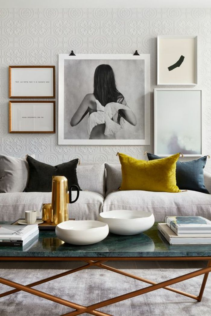 1001 id es captivantes d 39 int rieur art d co recr er chez vous pinterest coussin deco art. Black Bedroom Furniture Sets. Home Design Ideas