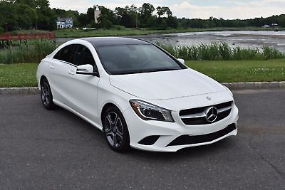 2014 Mercedes Benz Cla Class Cla 250 4matic 2014 Mercedes Benz Cla