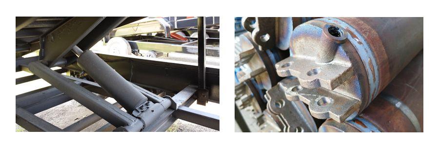 Dump Trailers Hydraulic Cylinders Eagle Hydraulic In 2020 Dump Trailers Hydraulic Cylinder Trailer