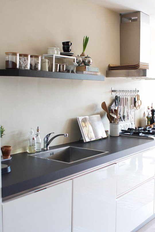 Balcões integrados Kitchen Remodeling Pinterest Kitchens