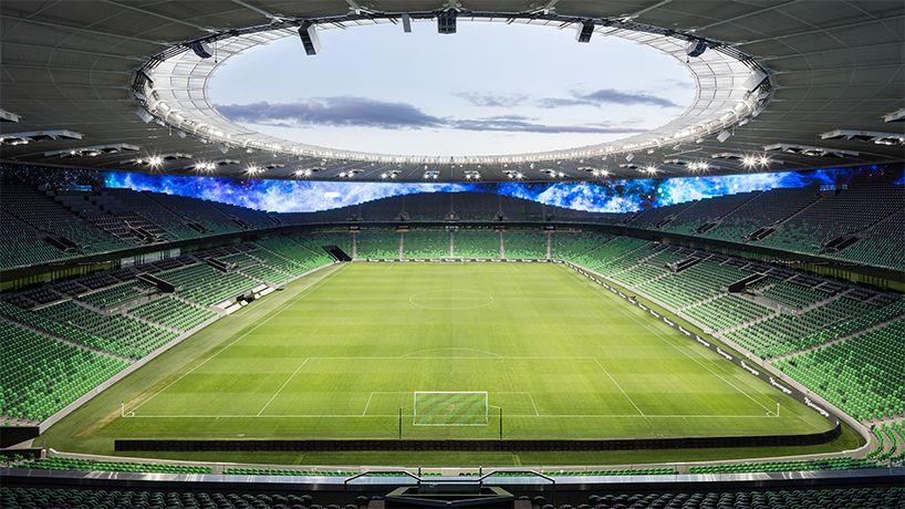 Stadium Lighting Panosundaki Pin
