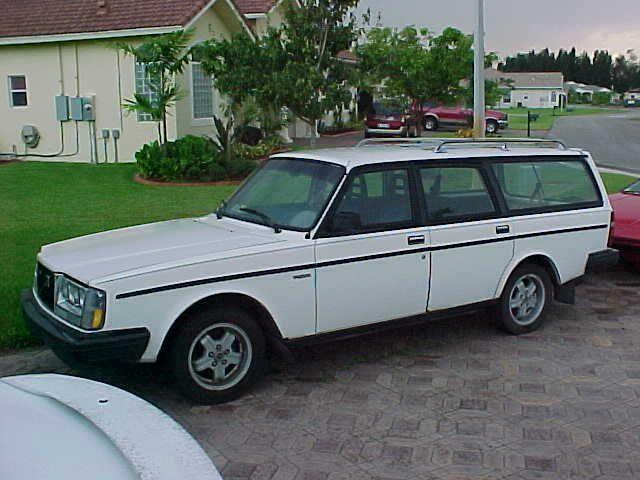 Volvo 240 wagon 1985 | Volvo 240 | Pinterest | Volvo 240, Volvo and