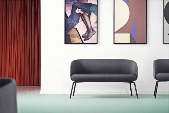 Low Nest Sofa by +Halle   Architonic
