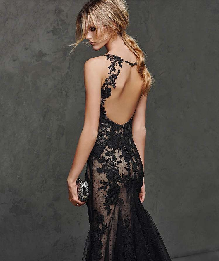 Stunning Pronovias Cocktail Dresses 2016 Collection Modwedding Evening Dresses Evening Gowns Fancy Dresses