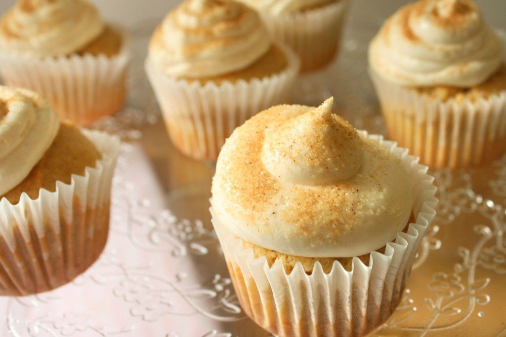 Snickerdoodle Cupcakes Vegan With A Gluten Free Option
