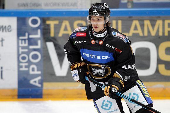 Sebastian Aho Oulun  Kärpät