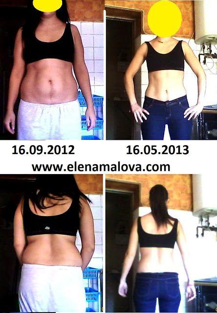 Blaines para bajar de peso antes y despues de los famosos