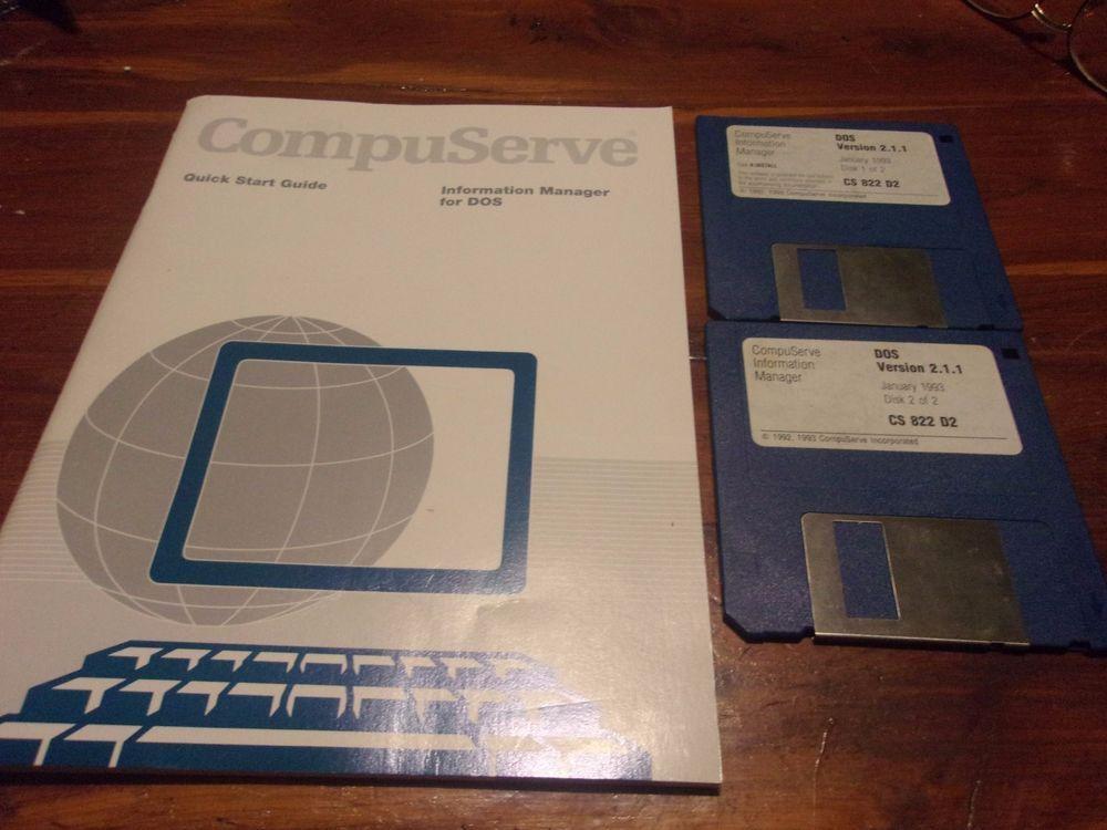 computer manuals Vintage user
