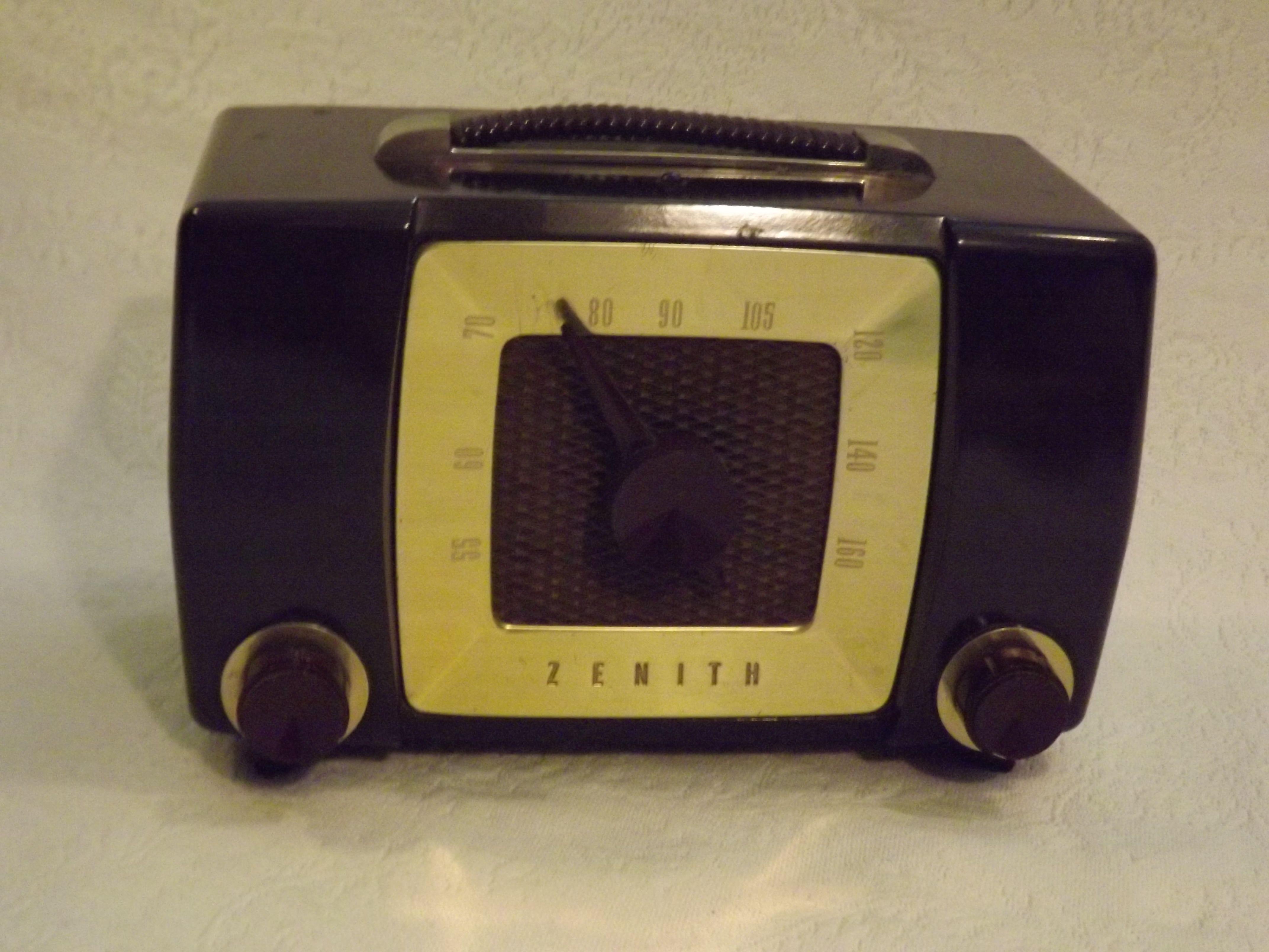 Zenith Radio Kitchen Appliances Radio Zenith