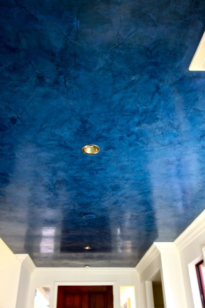 Under Water Effect On Ceiling But You Could Do This With