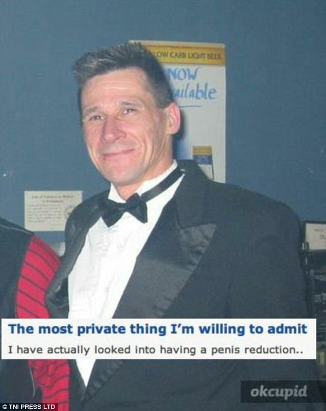 Funniest online dating profiles ever