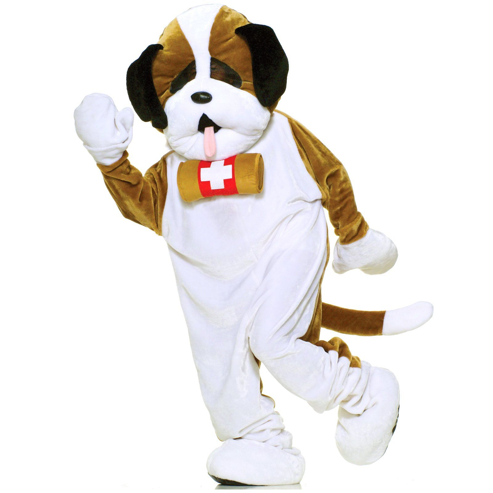 Puppy Dog Plush Economy Mascot Adult Costume Animal