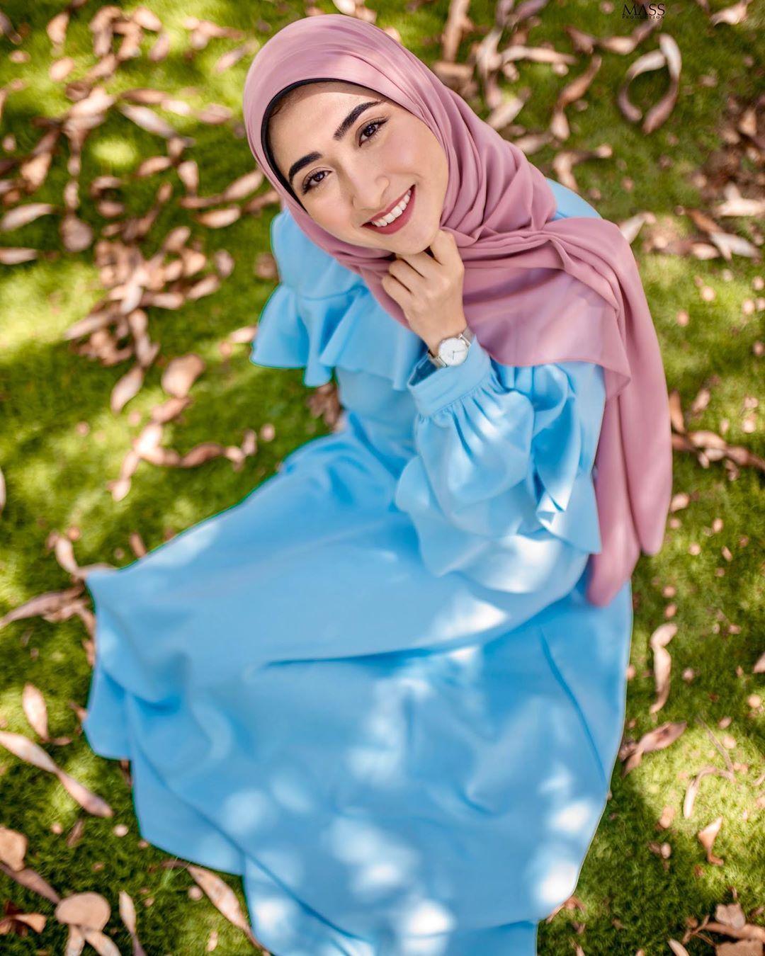 19 5k Likes 193 Comments Esraa Mostafa إسراء م صطفى Esraamostafaofficial On Instagram من ايام الصيف بس بردو بحب الشتا Hijab Fashion Fashion Denim