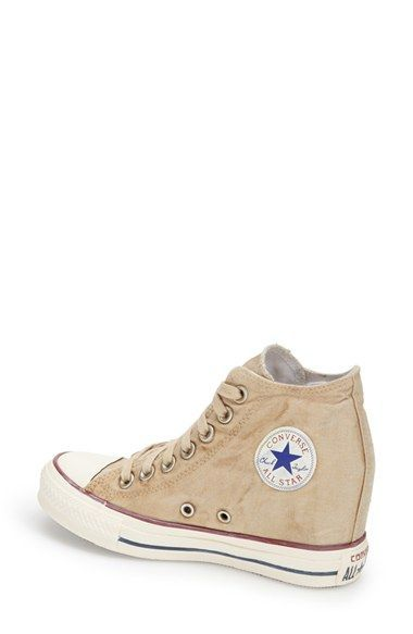 c8f7546ebe9a Converse Chuck Taylor® All Star®  Lux  Hidden Wedge Sneaker (Women ...