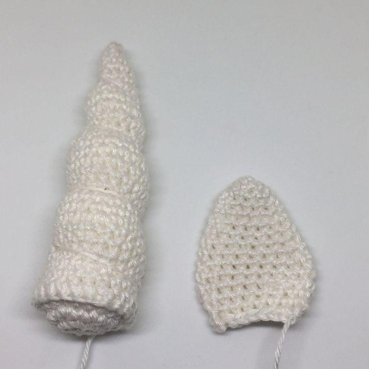 Crochet unicorn headband. Free pattern. | Amigurumis | Croché ...