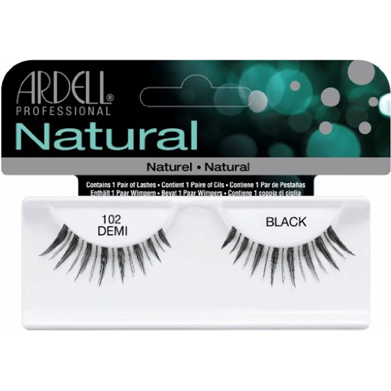 9c38d4bba99 Ardell Lashes Ardell Fashion Lashes - Demi Black 102, 1 Pair *** Want to  know more, click on the image. (This is an affiliate link)  #MakeupBrushesTools