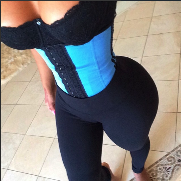 bab21ad4b3 How to get a bigger butt with Corsets and Waist Training - HourWaist ...