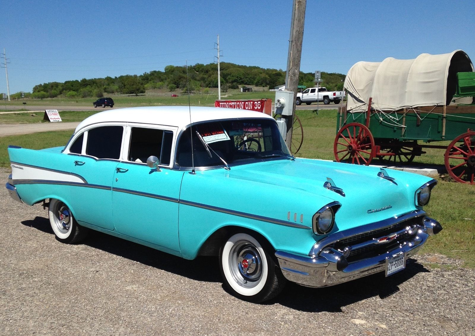 Details About 1957 Chevrolet Bel Air 150 210 Bel Air Chevy